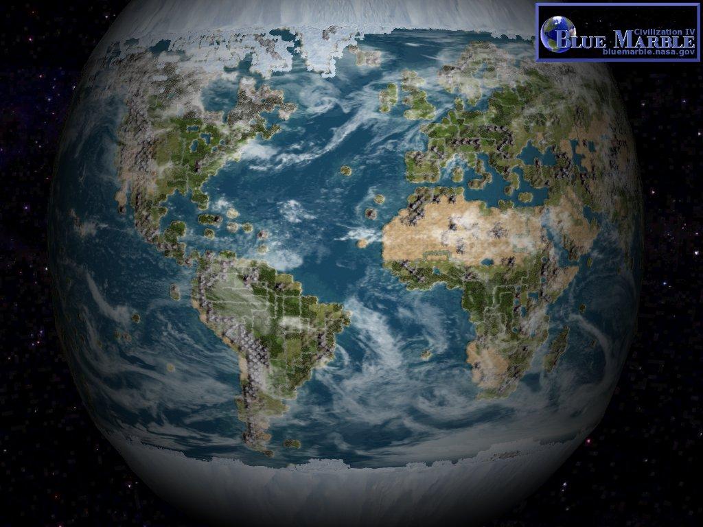 Blue Marble Terrain | Page 2 | CivFanatics Forums