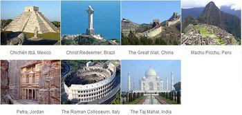 The New Seven Wonders of the World | CivFanatics Forums