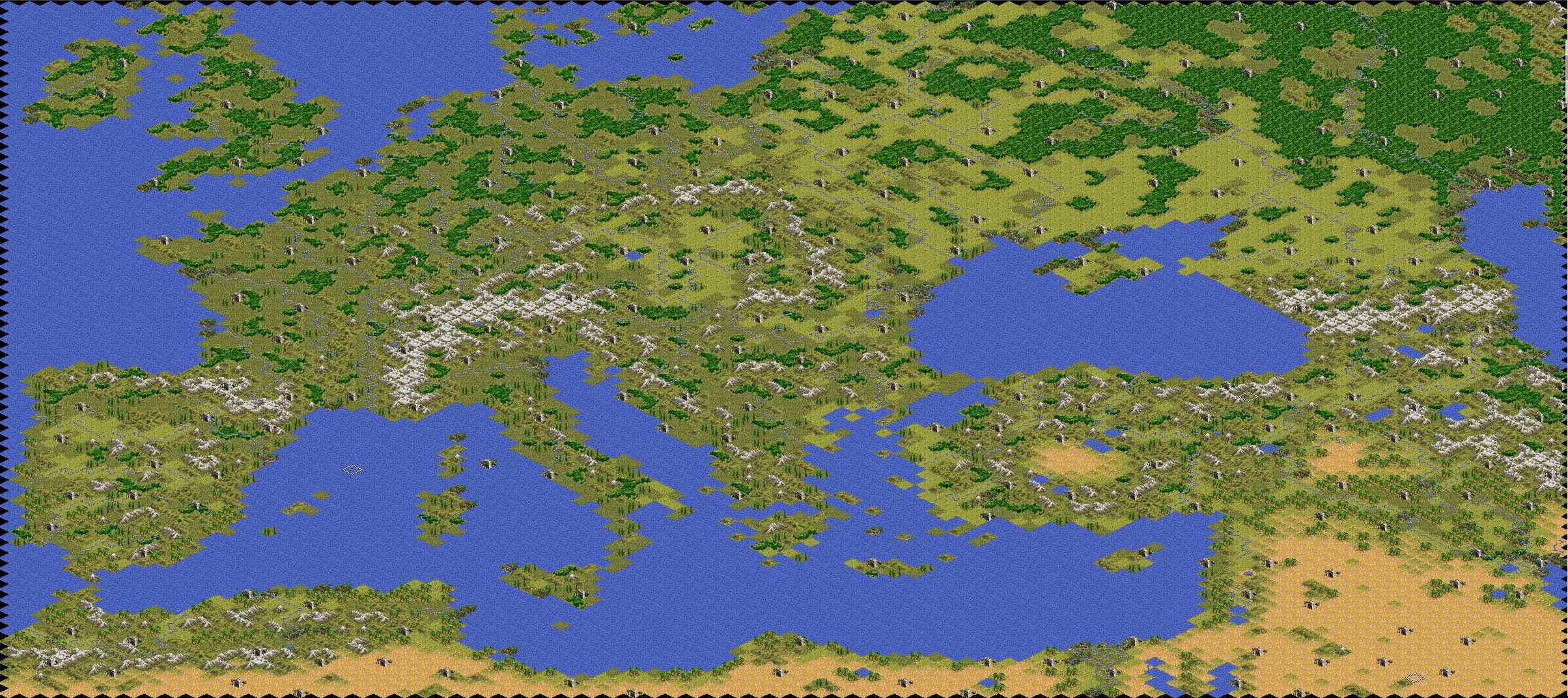Civilization ii medieval scenarios civfanatics h1oly gumiabroncs Images