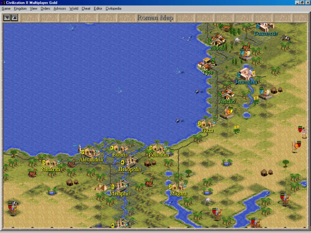 civilization 2 gold edition