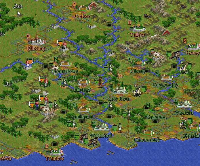 Civilization II: Industrial Scenarios | CivFanatics