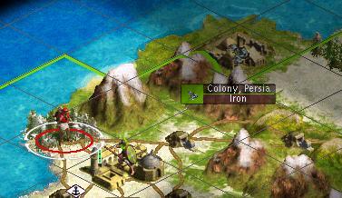 Civ4 persian strategy