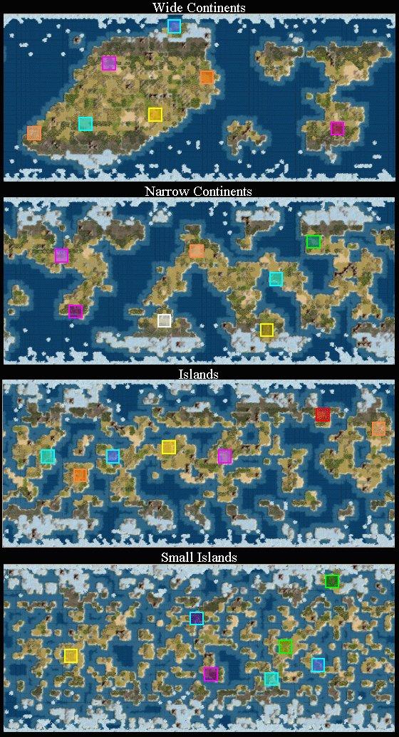 Civilization IV: Map Scripts Guide | CivFanatics on