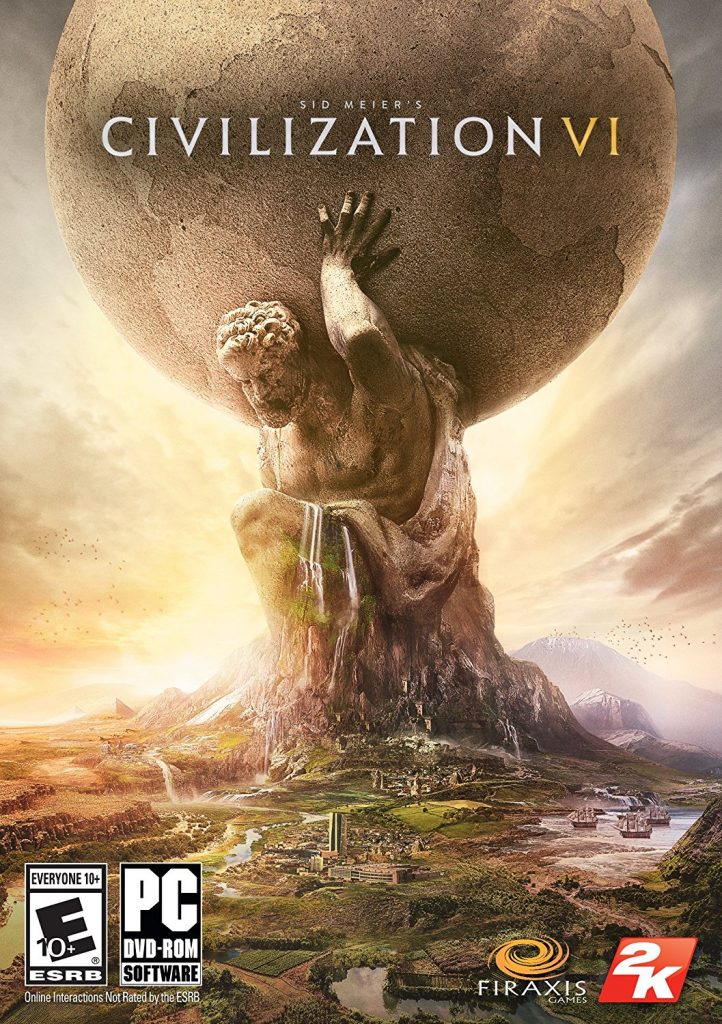 Civ6 Box Art